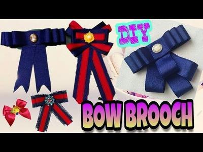 BOW BROOCH | DIY MOÑOS VICTORIANOS | MOÑOS BOWTIE CORBATIN | ANNYRICH3