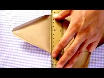 """Caja de regalo """"Pirámide"""""""
