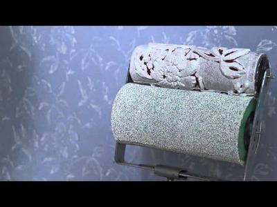 Cómo estampar con rodillo: instruccines Roller Collection