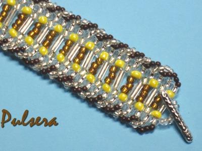 DIY -  Tutorial pulsera Cleopatra DIY - Cleopatra bracelet tutorial