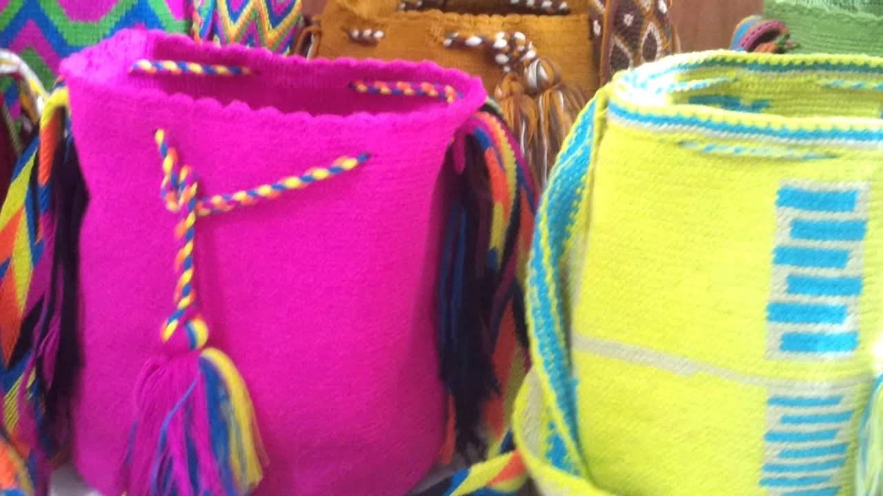 El tejido wayuu en tecnica crochet