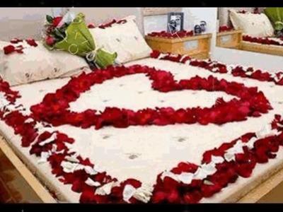 Ideas para decorar la Habitación en San Valentin