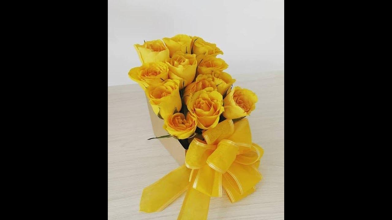 Arreglos Florales Manualidades Canelo