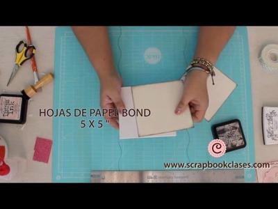 Cómo hacer un block de notas libreta