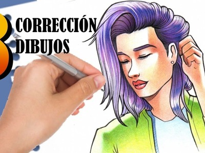 CORRECCIÓN de DIBUJOS 8