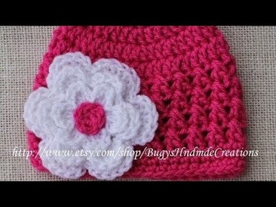 HAT CROCHET EASY EASY