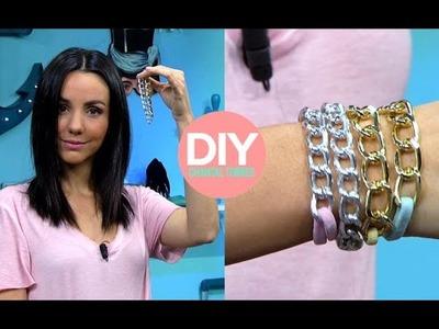 ¡Crea lindas pulseras con ligas para el cabello!. Dress Code