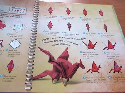 Libros de Origami
