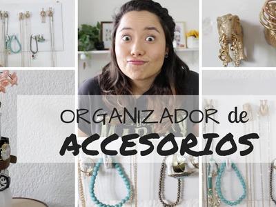 Organizador de Accesorios -DIY- | Esa mi Fer