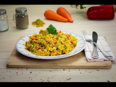 Receta sencilla y deliciosa para preparar Arroz Thai