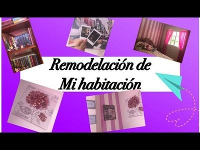 Remodelación de mi habitación | Aitana Quezada