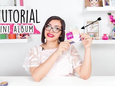 Tutorial Mini Álbum Scrapbook en *Español*