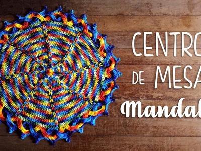 Bruna Szpisjak - Centro de Mesa Mandala