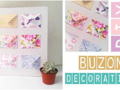 Buzón Decorativo! DIY * Fácil, Barato y Bonito ????
