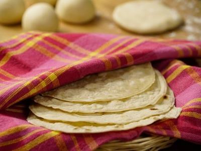 Deliciosas Tortillas de Harina Caseras| Cómo hacer TORTILLAS de HARINA caseras