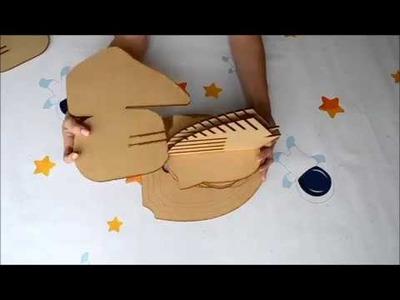 DIY Cabeza de Elefante by Ramon Isurra