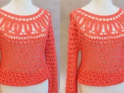 Hermosos Trajes de Mujer  Tejidos a Crochet