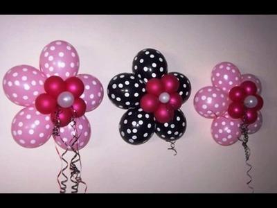 Los mejores 30 Ideas para decorar con globos
