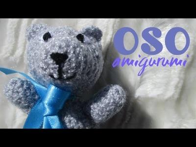 Oso a crochet | Amigurumi