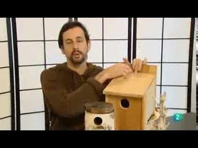 Biobricolaje 11º. Construcción de cajas nido