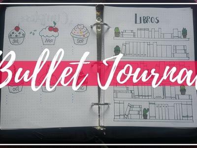 ¿Cómo hacer tu propio BULLET JOURNAL paso a paso? | MI BULLET JOURNAL 2018 | Wonder & Craft