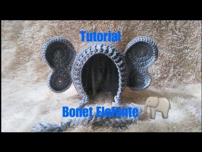 Gorro de elefante a crochet ????