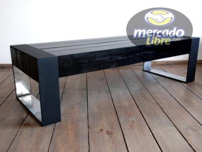 Muebles de Madera y Metal
