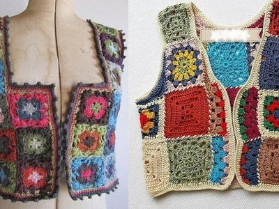 Nuevos Tejidos a Crochet o Ganchillo