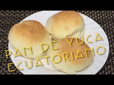 ????PAN DE YUCA ECUATORIANO???? También Conocido Como Pan De Queso ????