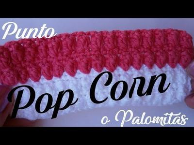 Punto Pop Corn o Palomitas paso a paso