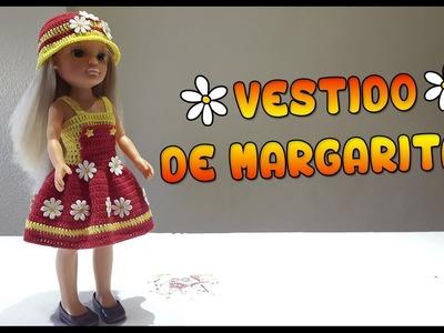 Vestido de Margaritas para Nancy