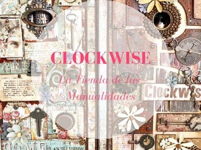 Armarito Clockwise - La Tienda de las Manualidades