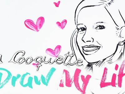 DRAW MY LIFE ¡Mi vida en dibujos! - La Cooquette
