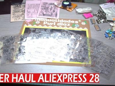 ????HAUL DE COMPRAS ACUMULADAS ???? Aliexpres y Bazares 28????