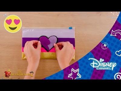 Los Descendientes 2: Tutorial - El estuche de Evie | Disney Channel Oficial