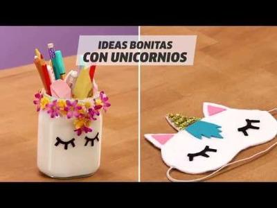 Manualidades de unicornios   DIY   VIX