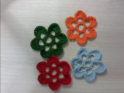 Mis flores???????? de crochet