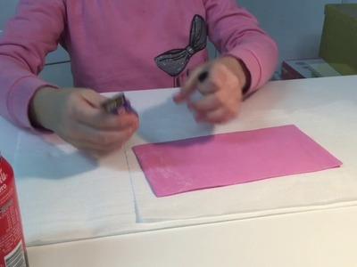 Para guardar los lápices - Ales Diy