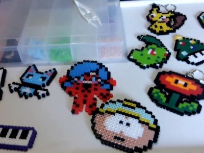 ☆PERLER BEADS ~ Kit Mini + Tips y Tutorial♡