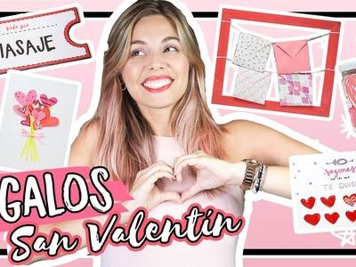 ♥ Regalos Fáciles y Bonitos para San Valentín DIY ♥ | Dolce Placard