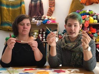 TejeVlog - ¿Cómo elegir tus agujas para tejer? Tipos y materiales