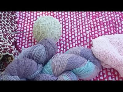 Avance de nuevos Tutoriales de Crochet