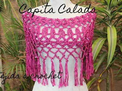 Capita Tejida a Crochet