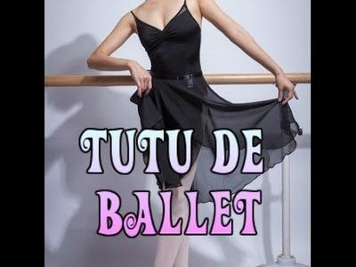 Como hacer tu propio tutu para la clase de ballet  Parte 1
