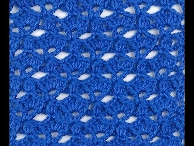 Crochet: Punto en Relieve # 20