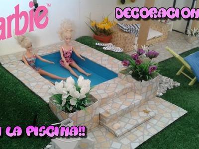 Deco #7 Jardin para las Barbies