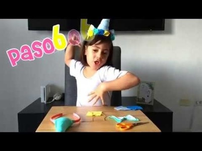 Diademas de unicornio para niñas ¡Fáciles y bonitas!