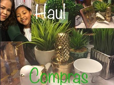 Haul | compras en TJ Maxx y Ross #2 para decorar la casa ???? y recamara de niña ????