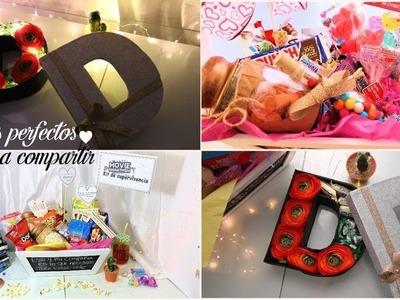 Ideas fáciles para regalar : Cajas para regalo personalizables