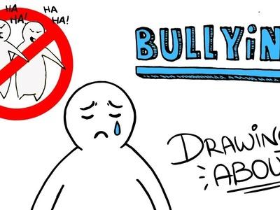 NO AL BULLYING | Draw My Life con GlóbuloAzul #noalbullying